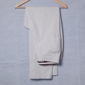 J.Crew Essential Chino Flat Front Pants Men_33w